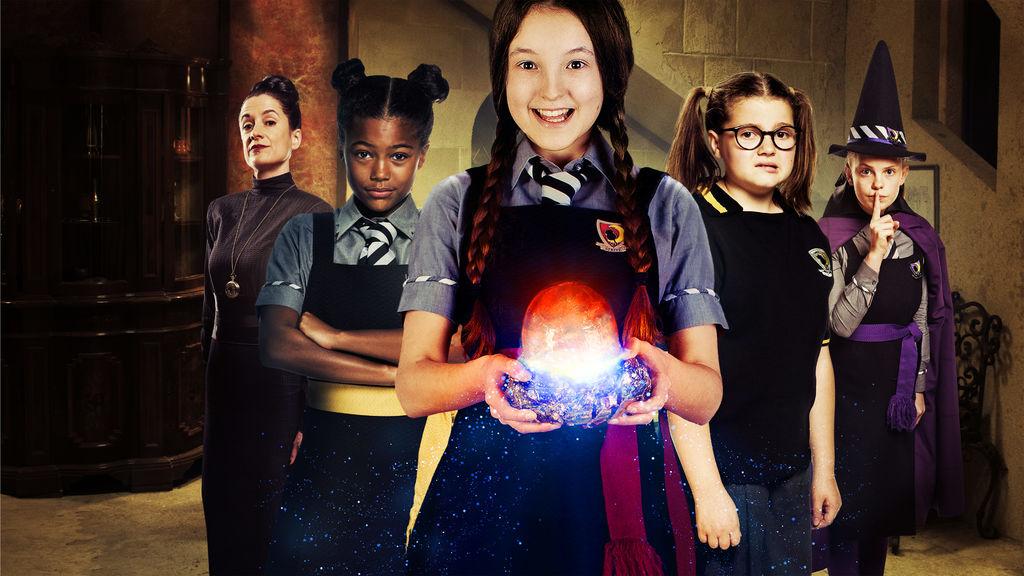 淘氣小女巫│有狀況但沒問題的魔法學院大冒險