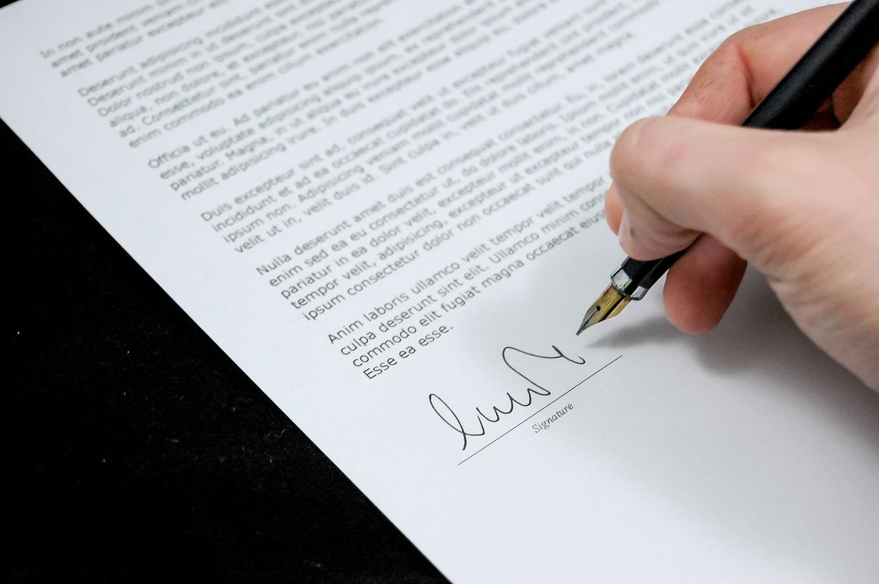 外包合約怎麼簽